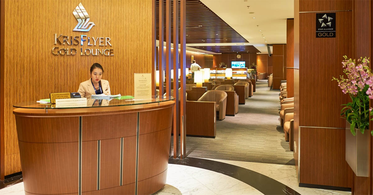 KrisFlyer Elite Gold Membership - Amex Promotion