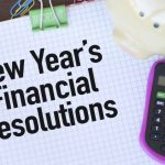 financial resolution for the new year